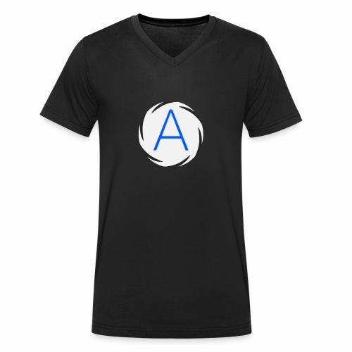 Icona png - T-shirt ecologica da uomo con scollo a V di Stanley & Stella