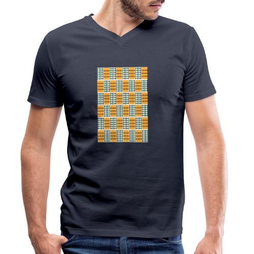 Design Malawi - Mannen bio T-shirt met V-hals van Stanley & Stella