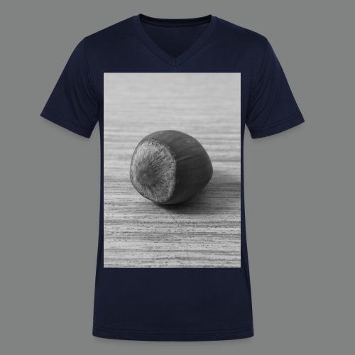 Nuss2014 jpg - Männer Bio-T-Shirt mit V-Ausschnitt von Stanley & Stella