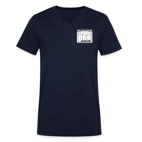 spr tshirtturtlesv2 front - T-shirt bio col V Stanley & Stella Homme
