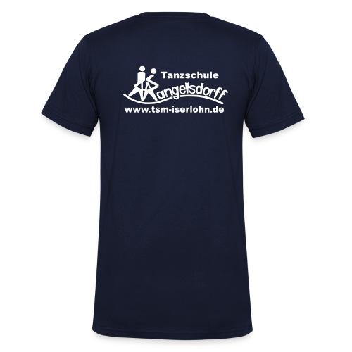 tslogo ai - Männer Bio-T-Shirt mit V-Ausschnitt von Stanley & Stella