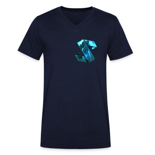 string pb png png - Männer Bio-T-Shirt mit V-Ausschnitt von Stanley & Stella