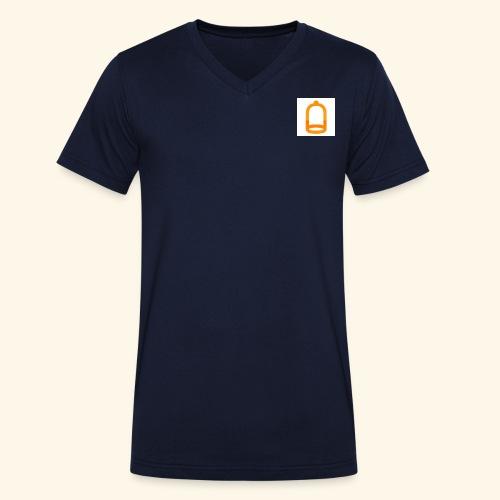 logoCondozone - T-shirt bio col V Stanley & Stella Homme