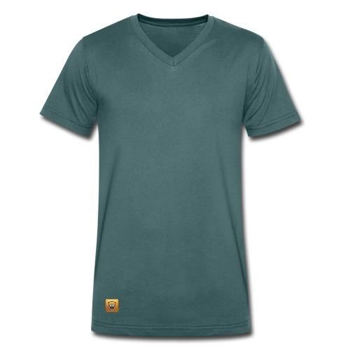 Dutchauva - Mannen bio T-shirt met V-hals van Stanley & Stella