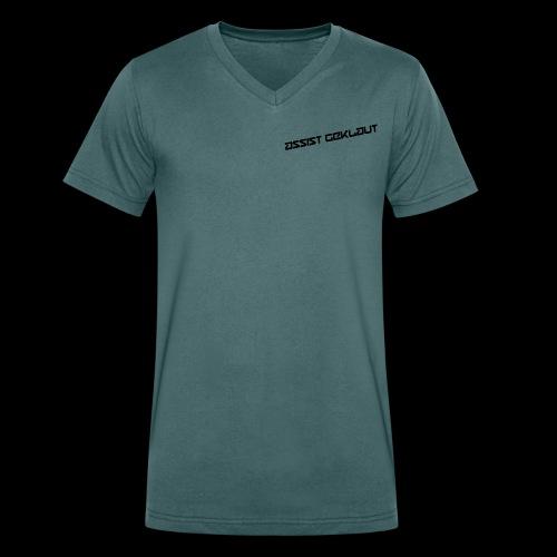 assist geklaut - Männer Bio-T-Shirt mit V-Ausschnitt von Stanley & Stella