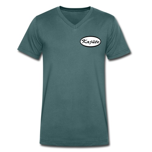 Kajuete - Männer Bio-T-Shirt mit V-Ausschnitt von Stanley & Stella