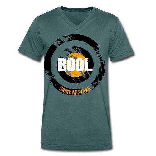 Same Mistake - Männer Bio-T-Shirt mit V-Ausschnitt von Stanley & Stella
