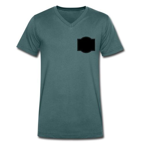 Beispiel-Logo - Männer Bio-T-Shirt mit V-Ausschnitt von Stanley & Stella