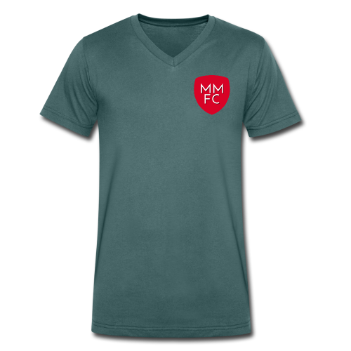 MMFC - Men's Organic V-Neck T-Shirt by Stanley & Stella