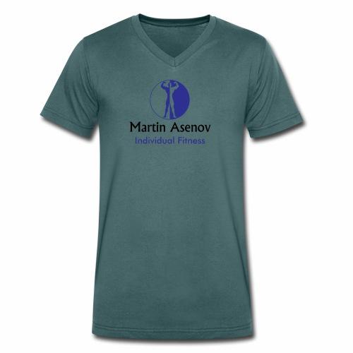 Individual Fitness - Classic - Männer Bio-T-Shirt mit V-Ausschnitt von Stanley & Stella