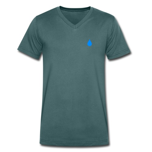 Tear - Männer Bio-T-Shirt mit V-Ausschnitt von Stanley & Stella