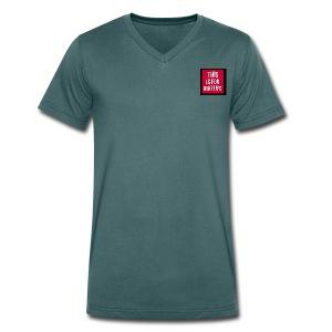 This is for bikelife - Mannen bio T-shirt met V-hals van Stanley & Stella