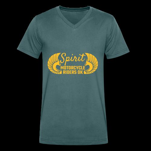 SMRDK Alt. farver - Økologisk Stanley & Stella T-shirt med V-udskæring til herrer