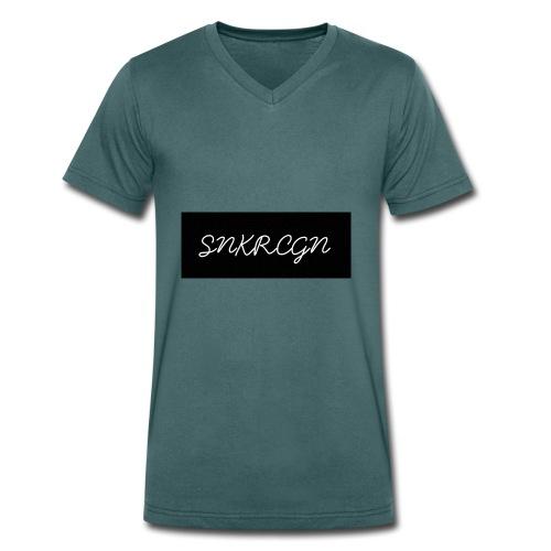 SNKRCGN - Männer Bio-T-Shirt mit V-Ausschnitt von Stanley & Stella