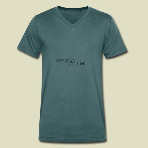 Style In Side - Männer Bio-T-Shirt mit V-Ausschnitt von Stanley & Stella