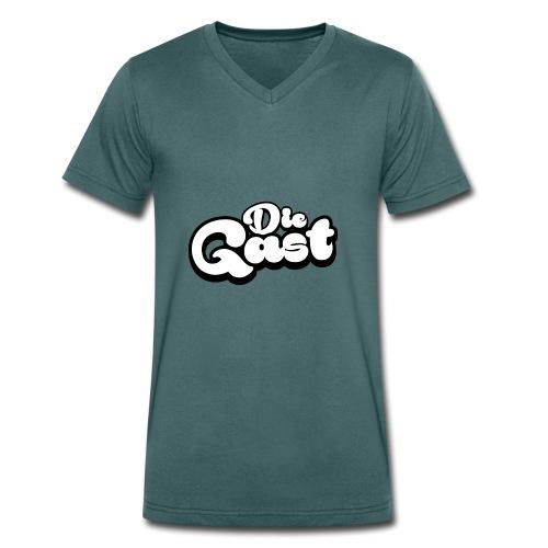 DieGast - Mannen bio T-shirt met V-hals van Stanley & Stella