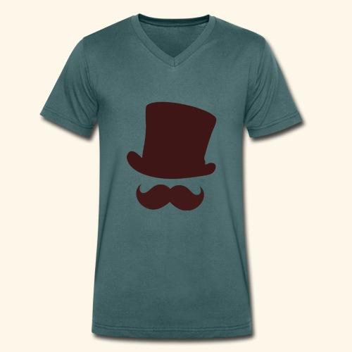 Play it cool - T-shirt bio col V Stanley & Stella Homme