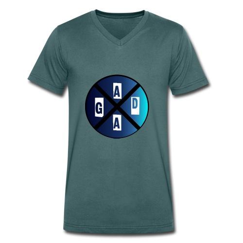 ADAG Crew - Männer Bio-T-Shirt mit V-Ausschnitt von Stanley & Stella