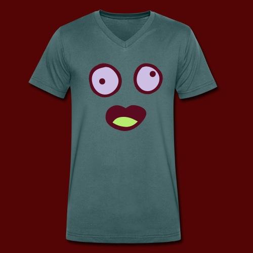 lol - Männer Bio-T-Shirt mit V-Ausschnitt von Stanley & Stella