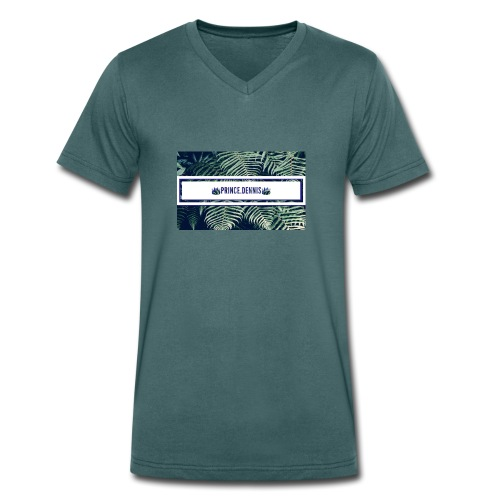 DBB8E164 BEDF 4CCA 8438 DAD635A37FFA - Männer Bio-T-Shirt mit V-Ausschnitt von Stanley & Stella