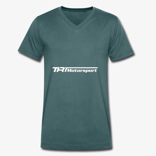 TRT Clubdesign - Männer Bio-T-Shirt mit V-Ausschnitt von Stanley & Stella
