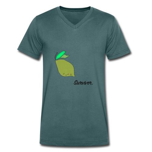 lemonade - Männer Bio-T-Shirt mit V-Ausschnitt von Stanley & Stella
