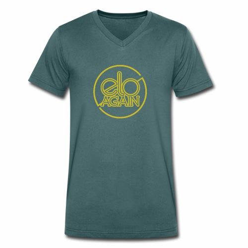 ELO AGAIN - Men's Organic V-Neck T-Shirt by Stanley & Stella