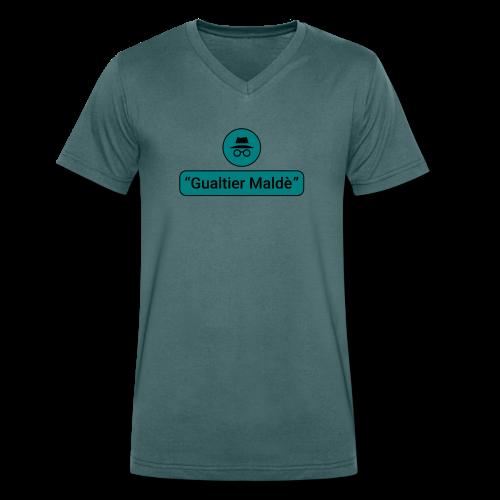 Rigoletto: Duca - Incognito (duotone) - T-shirt ecologica da uomo con scollo a V di Stanley & Stella