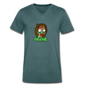 Sub Emote Tier 1 - Männer Bio-T-Shirt mit V-Ausschnitt von Stanley & Stella