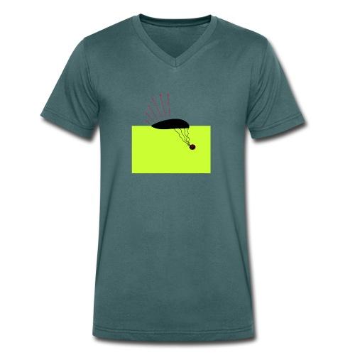 pfeile 01 - Männer Bio-T-Shirt mit V-Ausschnitt von Stanley & Stella