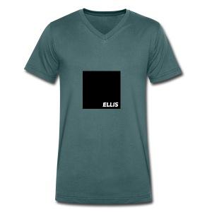 Ellis - Ekologisk T-shirt med V-ringning herr från Stanley & Stella