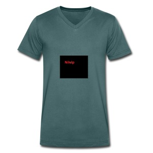 die nilslp fan Artikel - Men's Organic V-Neck T-Shirt by Stanley & Stella