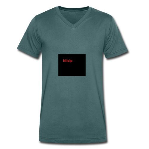 die nilslp fan Artikel - Men's Organic V-Neck T-Shirt by Stanley & Stella