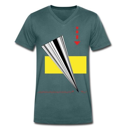 pfeile 02 - Männer Bio-T-Shirt mit V-Ausschnitt von Stanley & Stella