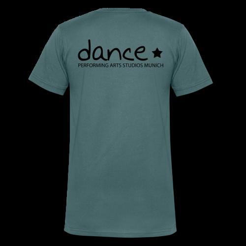 dance - Männer Bio-T-Shirt mit V-Ausschnitt von Stanley & Stella