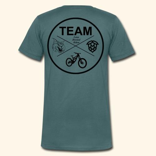 Logo TEAM LBB - T-shirt bio col V Stanley & Stella Homme