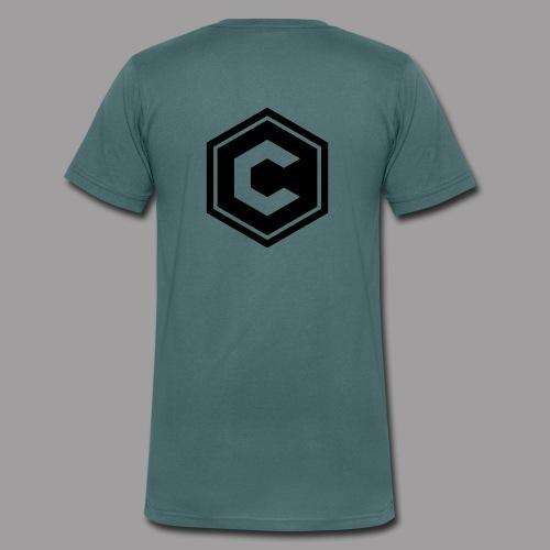 Container - Männer Bio-T-Shirt mit V-Ausschnitt von Stanley & Stella