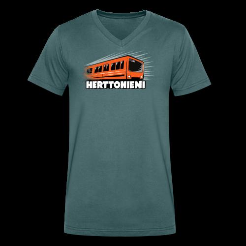09-HERTTONIEMI METRO - Itä-Helsinki - Stanley & Stellan naisten luomupikeepaita