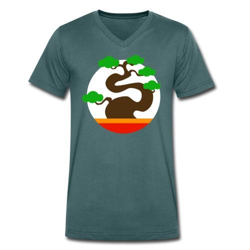 BONZAI - T-shirt bio col V Stanley & Stella Homme