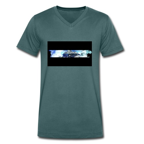Limited Edition Banner Merch - Men's Organic V-Neck T-Shirt by Stanley & Stella