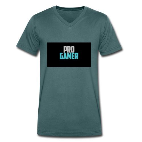 maxresdefault - Männer Bio-T-Shirt mit V-Ausschnitt von Stanley & Stella