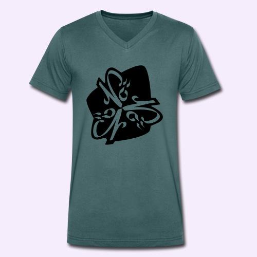 No no no - Männer Bio-T-Shirt mit V-Ausschnitt von Stanley & Stella