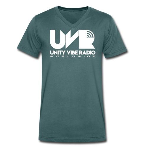 UVR - Feel the Vibe - Men's Organic V-Neck T-Shirt by Stanley & Stella