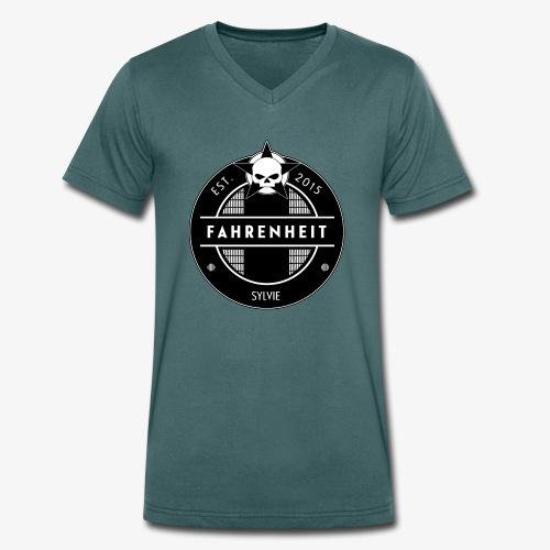 Fahrenheit Sylvie - Men's Organic V-Neck T-Shirt by Stanley & Stella