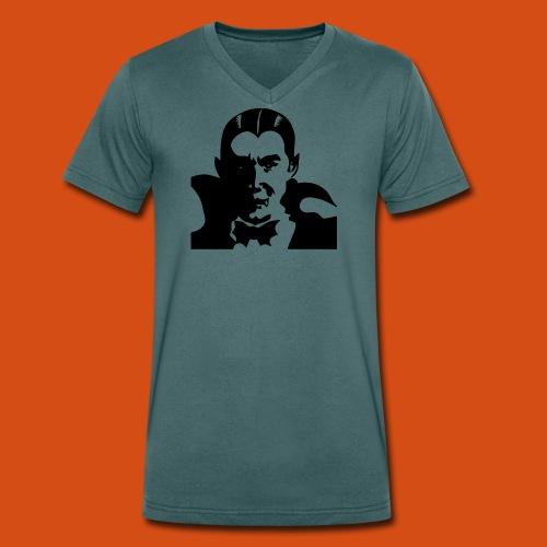 blackpire - Mannen bio T-shirt met V-hals van Stanley & Stella