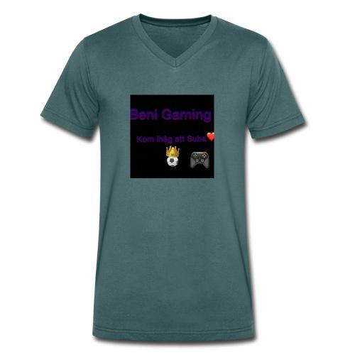 BeniGamingpro - Ekologisk T-shirt med V-ringning herr från Stanley & Stella