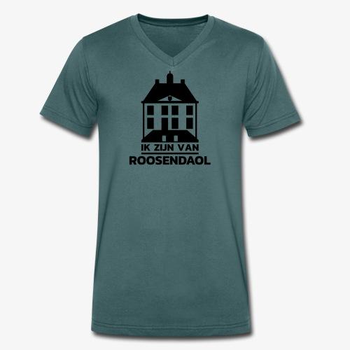 Ik zijn van Roosendaol - Mannen bio T-shirt met V-hals van Stanley & Stella