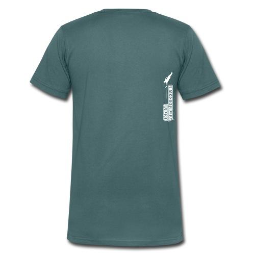 SVSK - Ekologisk T-shirt med V-ringning herr från Stanley & Stella