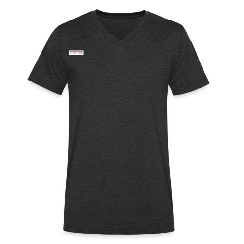 LIGHTNER - Men's Organic V-Neck T-Shirt by Stanley & Stella