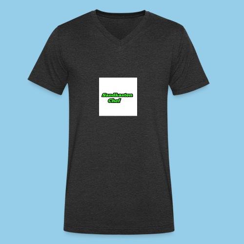 Losandkasren dhe - Men's Organic V-Neck T-Shirt by Stanley & Stella
